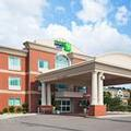 Exterior of Holiday Inn Express Hotel & Suites Cincinnati Se N