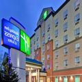 Exterior of Holiday Inn Express Hotel & Suites Edmonton South