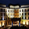 Exterior of Holiday Inn Express Hotel & Suites Harrisburg West