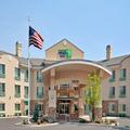 Exterior of Holiday Inn Express Hotel & Suites Nampa