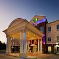 Exterior of Holiday Inn Express Hotel & Suites Talladega