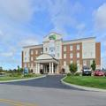 Exterior of Holiday Inn Express Hotel & Suites Terre Haute