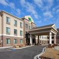 Exterior of Holiday Inn Express Hotel & Suites West Valley