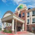 Exterior of Holiday Inn Express Hotel & Suites Winnie