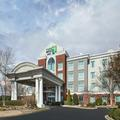 Exterior of Holiday Inn Express I26