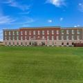 Exterior of Holiday Inn Express Jasper Indiana