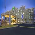 Exterior of Holiday Inn Express Layton Utah