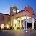 Exterior of Holiday Inn Express Leesville