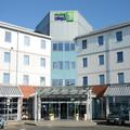 Exterior of Holiday Inn Express Leigh Sports Village