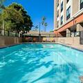 Exterior of Holiday Inn Express Los Angeles Airport