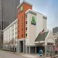 Exterior of Holiday Inn Express New Orleans Downtown