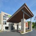 Exterior of Holiday Inn Express Olean