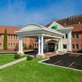 Exterior of Holiday Inn Express Owego
