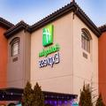Exterior of Holiday Inn Express Prescott