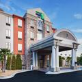Exterior of Holiday Inn Express Rome East