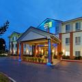 Exterior of Holiday Inn Express San Pablo