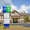 Exterior of Holiday Inn Express Savannah Airport