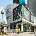 Exterior of Holiday Inn Express Shanghai Jinsha