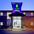 Exterior of Holiday Inn Express Shrewsbury