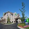 Exterior of Holiday Inn Express & Suites Belleville