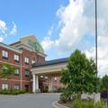 Exterior of Holiday Inn Express & Suites Bridgeport Wv