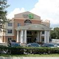 Exterior of Holiday Inn Express & Suites Brooksville West