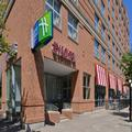 Exterior of Holiday Inn Express & Suites Buffalo Downtown - Medical CTR, an I