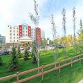 Exterior of Holiday Inn Express & Suites Calgary University