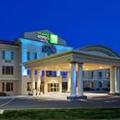 Exterior of Holiday Inn Express & Suites Carson City