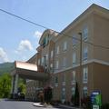 Exterior of Holiday Inn Express & Suites Caryville