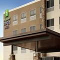 Exterior of Holiday Inn Express & Suites Chatham Parkway