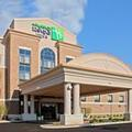 Exterior of Holiday Inn Express & Suites Columbus Edinburgh