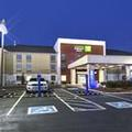 Exterior of Holiday Inn Express & Suites Crossville