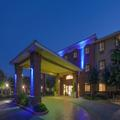 Exterior of Holiday Inn Express & Suites Davis University Area