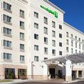 Exterior of Holiday Inn Express & Suites Denver Airport