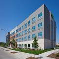Exterior of Holiday Inn Express & Suites Des Moines Downtown