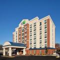 Exterior of Holiday Inn Express & Suites Hotel Osu