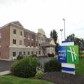 Exterior of Holiday Inn Express & Suites Indpls N Carmel