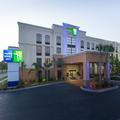 Exterior of Holiday Inn Express & Suites Jacksonville Airport