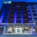 Exterior of Holiday Inn Express & Suites Jersey City North Hoboken