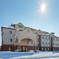 Exterior of Holiday Inn Express & Suites Lincoln South