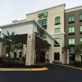Exterior of Holiday Inn Express & Suites Mobile West I 10