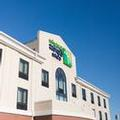Exterior of Holiday Inn Express & Suites Morton Peoria Area