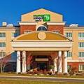 Exterior of Holiday Inn Express & Suites Ooltewah Springs Chattanooga