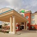 Exterior of Holiday Inn Express & Suites Panama City Tyndall