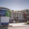 Exterior of Holiday Inn Express & Suites Porterville