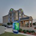 Exterior of Holiday Inn Express & Suites San Antonio Brooks Cb