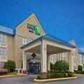Exterior of Holiday Inn Express & Suites Scottsburg