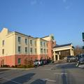 Exterior of Holiday Inn Express & Suites Selinsgrove