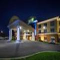 Exterior of Holiday Inn Express & Suites Strasburg